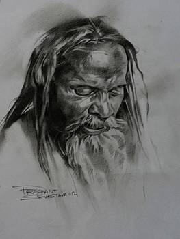 Sanyasi by Prashant Srivastava