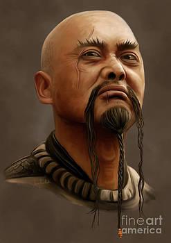 Sao Feng by Ivan  Pawluk