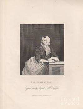 Sarah Malcolm Portrait by Paula Talbert