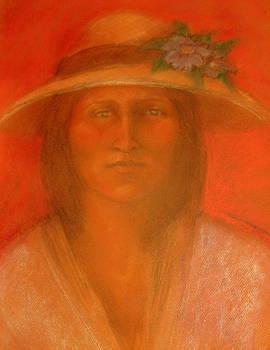 Sara's Spring Hat by Johanna Elik