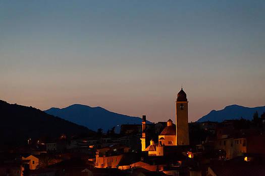 Sardinian evening by Paul Indigo