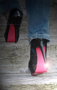 Sassy Stilettos by Stephanie Leidolph