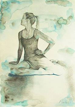 Saturday Morning Practice by Marlene Tays Wellard