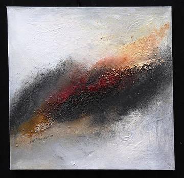 Saturn by Alexandra Mariani