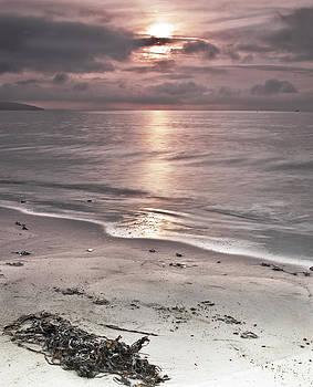 Saundersfoot Sunrise by Simon West