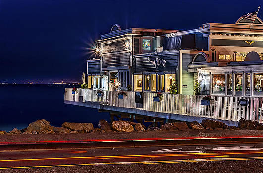 Sausalito Waterfront 1 by Phil Clark