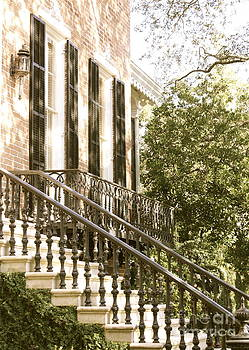 Danielle Groenen - Savannah Antique Railings