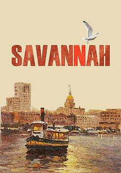 Savannah by Irina Alexandrina