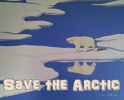 Save The Arctic by Ingrid Stiehler