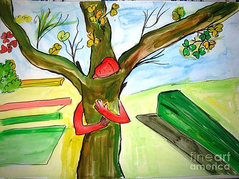 Save trees by Sonali Singh