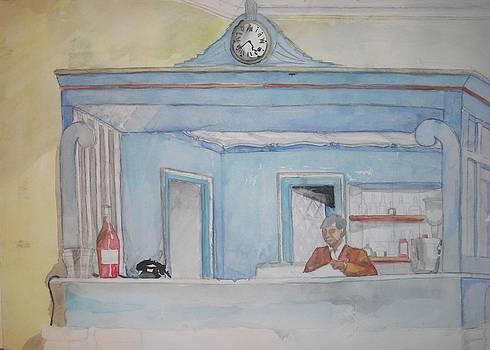 Savoy Hotel Massoorie India by Michelle Deyna-Hayward