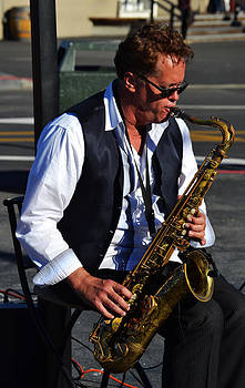 Joe Bledsoe - Sax in the City