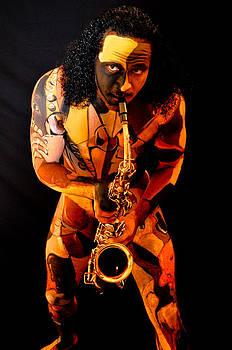 Sax Song by LaRhonda Angelisa