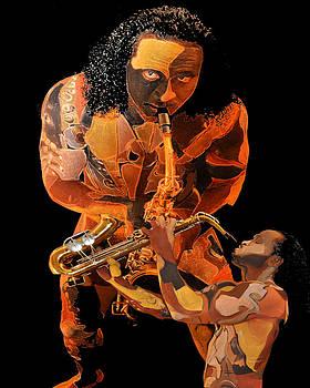 Saxologist by LaRhonda Angelisa