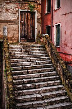 Mick Burkey - Stairway