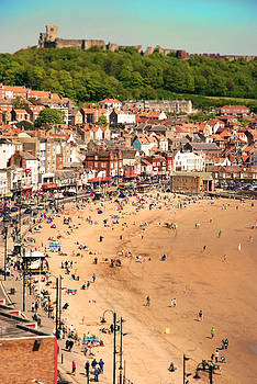 Scarboro' in Summer by Anthony Bean