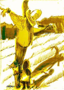 Scarecrow Babysitter by Seth Weaver