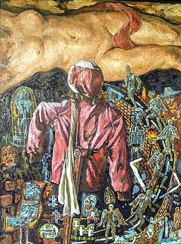 Scarecrow by Edwin Jumalon