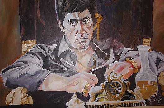 Scarface by Jason Turner