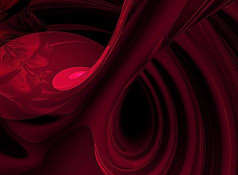Scarlet Flow by Digital  Hiccup