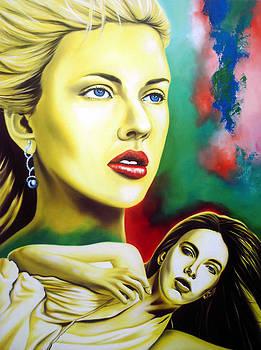 Scarlett Johansson by Hector Monroy
