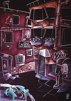 Arte Venezia - SCarPe Da TAnGo - Contemporary Venetian Artist - Modern Art