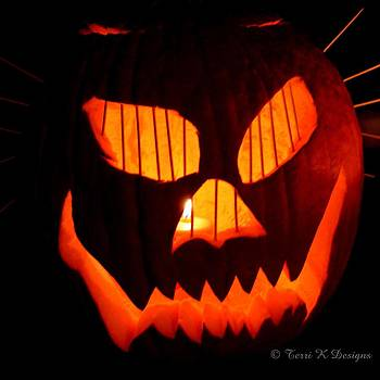 Scary Jack by Terri K Designs