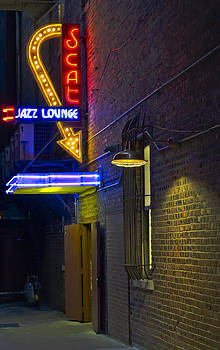 Scat Jazz Lounge by Matthew Miller