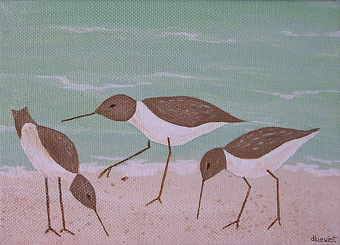 Scavengers by Debbie Kiewiet