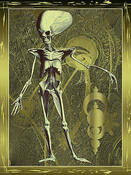 Robert Kernodle - Sceletus Alienum