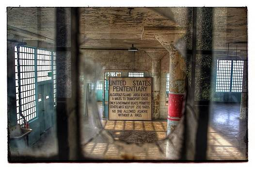Scene @ Alcatraz by Jim McCullaugh