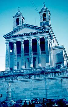 Schio Church 1962 by Cumberland Warden