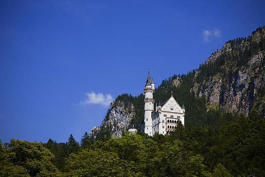 Schloss Neuschwanstein  by Joanna Madloch