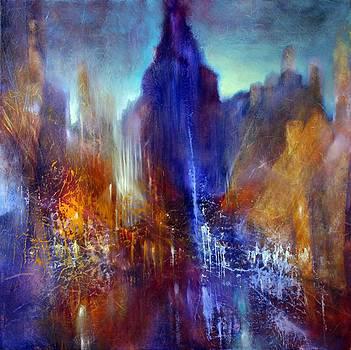 Schlossallee by Annette Schmucker