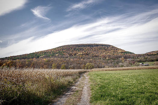 Schoharie Valley Farmland by Ray Summers Photography