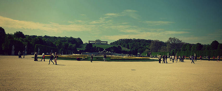 Schonbrunn by Emilija Jovanovic