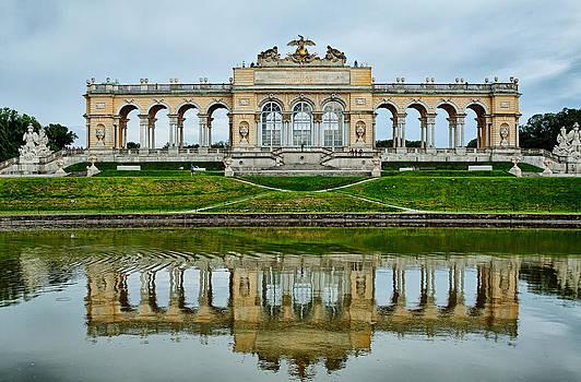Schonbrunn Glorietta by Viacheslav Savitskiy