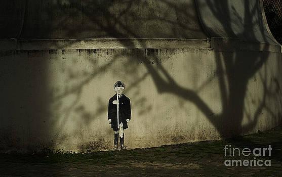 Schoolboy by Tina Osterhoudt