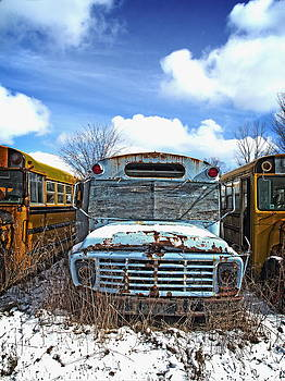 Schools Out - II by Alan Norsworthy