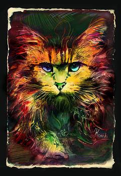 Schrodinger's Cat by Anna Ewa Miarczynska