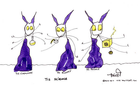 Science by Tis Art