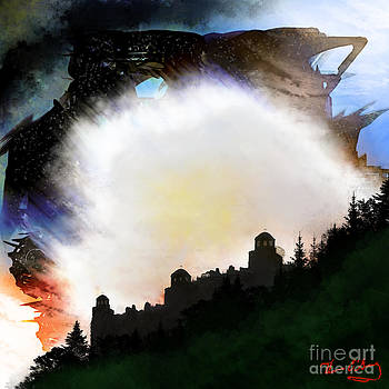 Scifi Dreams by Thomas OGrady