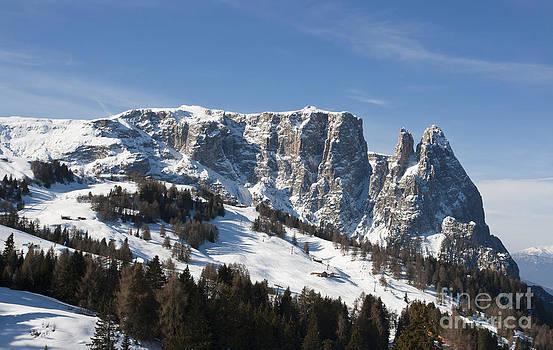 Sciliar's Mountains by Pier Giorgio Mariani