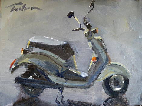 Scooter by Ron Wilson