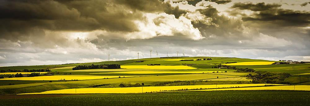 Scottish Landscape 1 by Matthew Bruce