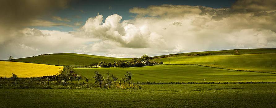 Scottish Landscape 3 by Matthew Bruce