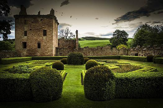 Scottish Ruin by Matthew Bruce