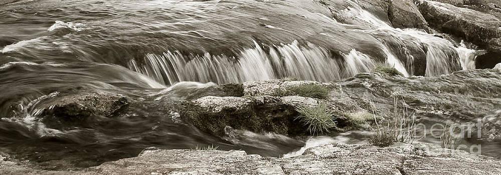 Scottish Water by Juergen Klust