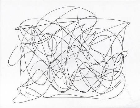 Ismael Cavazos - Scribble for