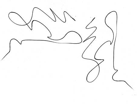 Ismael Cavazos - Scribble for There